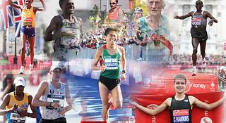 2016爱燃烧年终回顾 | 世界马拉松年度人物