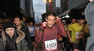 马拉松城纪 | 小小的香港,大大的马拉松